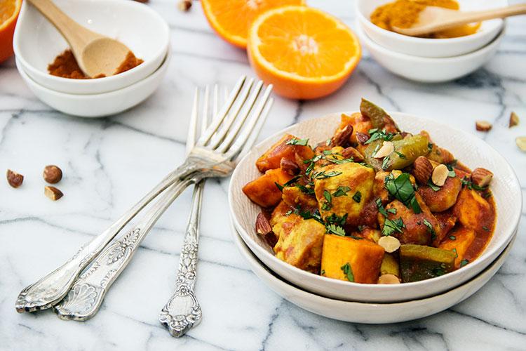 Moroccan-Slow-Cooker-Chicken-Tajine