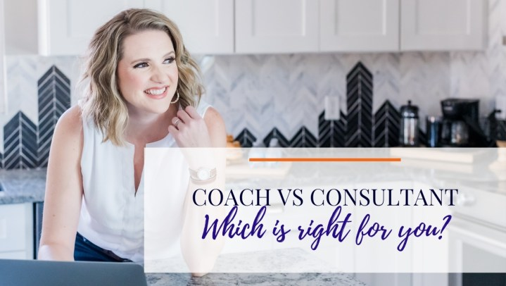 Business Coach vs Consultant: Which is right for you?