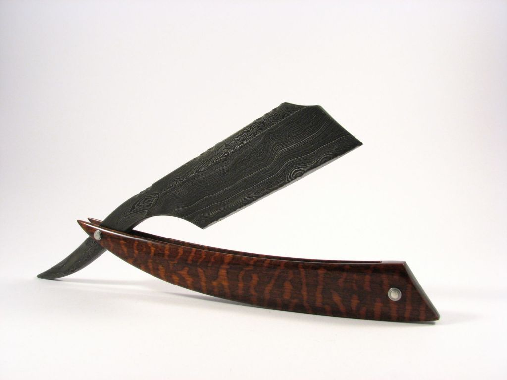 DS damascus, snakewood