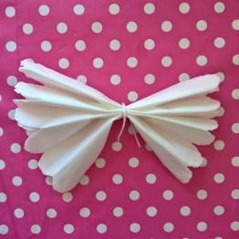 fleurs mouchoir en papier DIY (5)