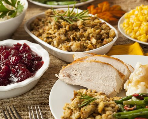 How to Make this Thanksgiving Your Healthiest
