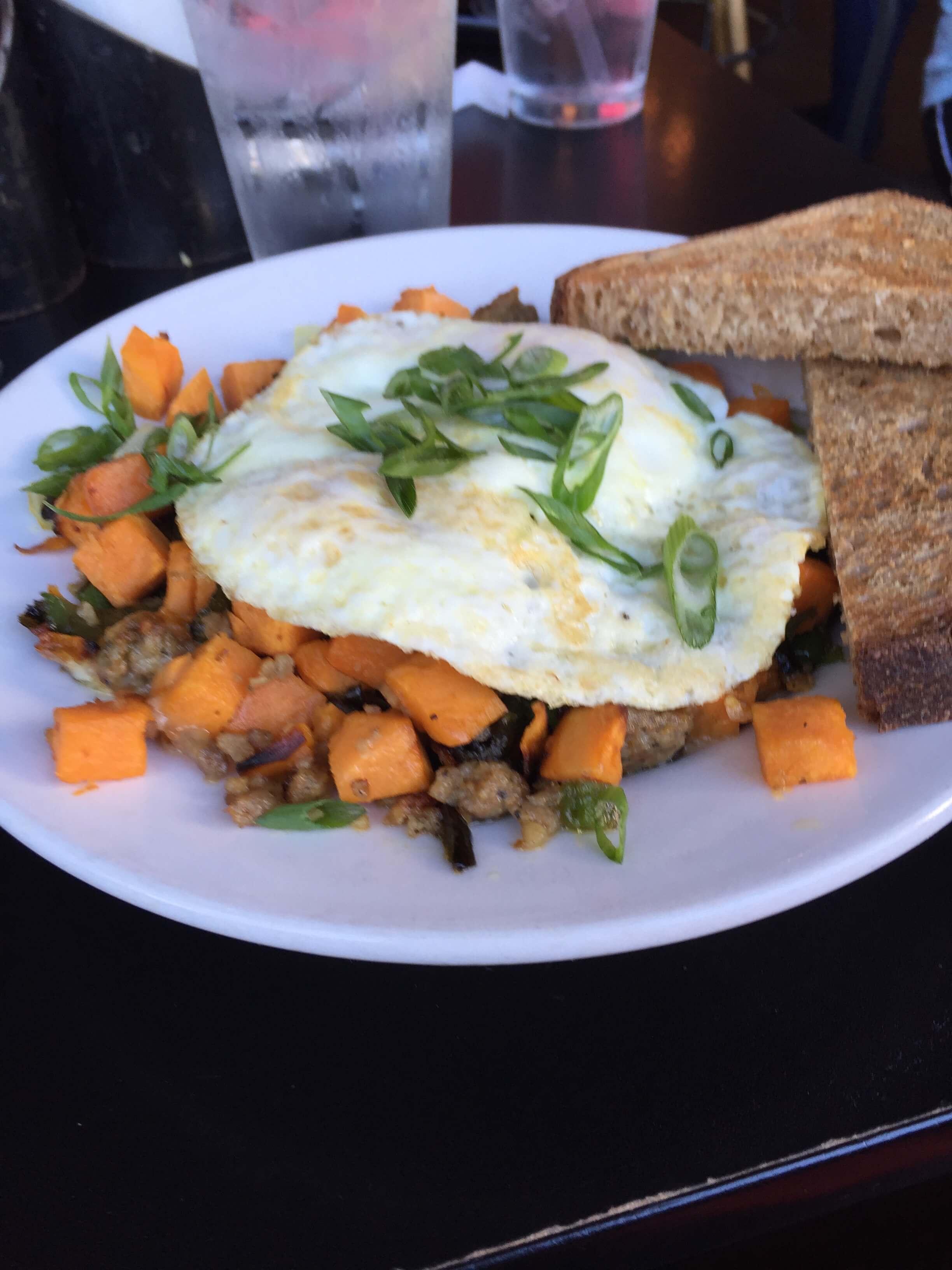 Best breakfast meal in Austin