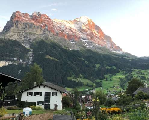 Where to stay and what to do in Grindelwald, Switzerland