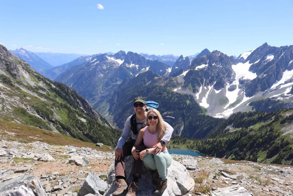 Cascade Pass and Sahale Arm, North Cascades National Park