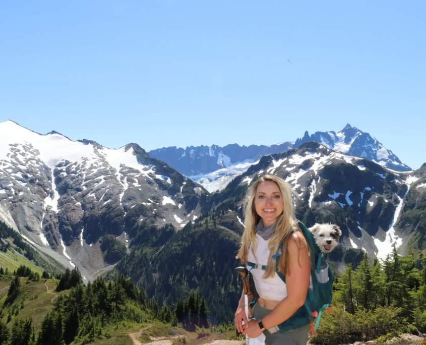 Hannegan Peak & Pass
