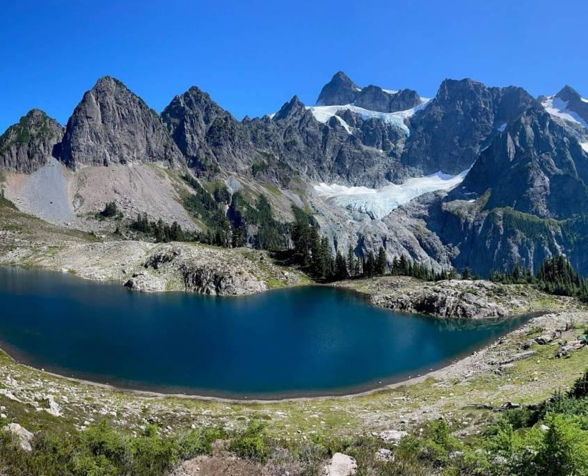 Lake Ann Hike at Mount Baker