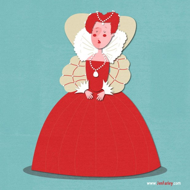 Queen-Elizabeth-illustrated-by-Jennifer-Farley