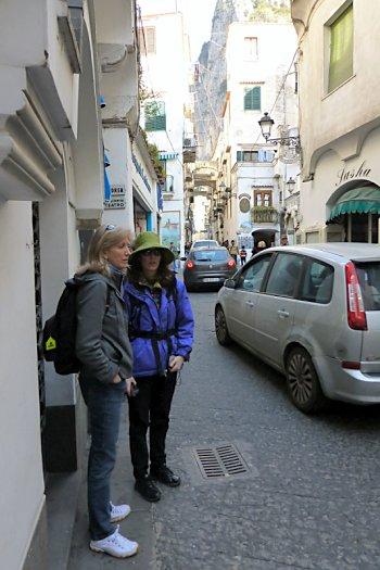 Amalfi Main Street
