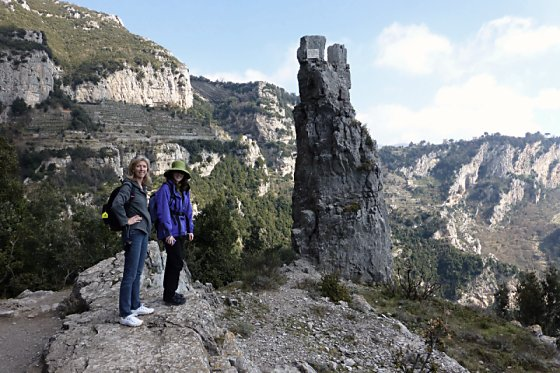 Hiking Sentiero Degli Dei