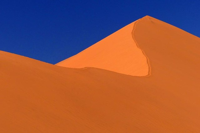 Setting Sights on Big Daddy, Namib-Naukluft National Park