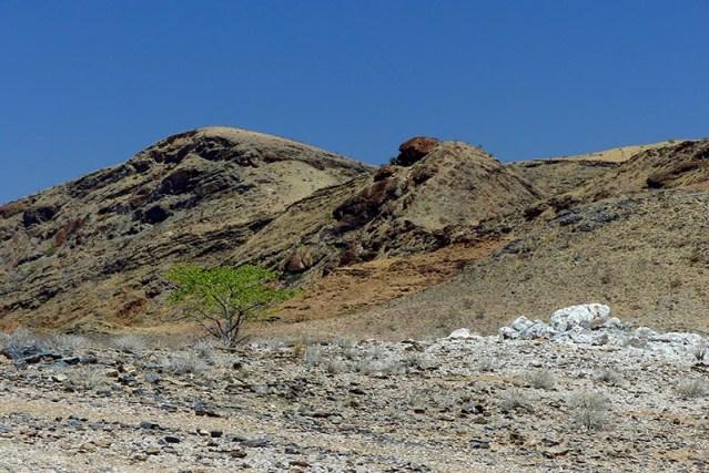 Mountain scenery, Namibia