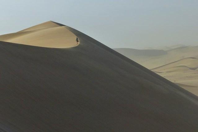 Dune 7 Ridge, Walvis Bay, Namibia