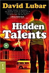 Hidden Talents, by David Lubar