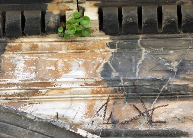 """""""Polis"""" on Hadrian's Arch - Jen Funk Weber"""