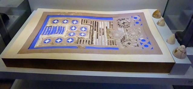 Gameboard, Heraklion Museum, Crete, Greece - Jen Funk Weber