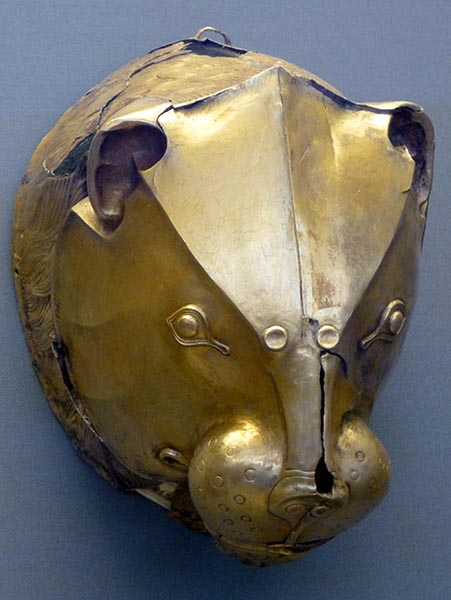 Lion Rhyton, National Archaeological Museum, Athens