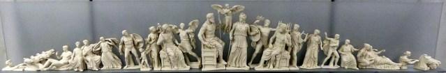 Parthenon pediment replica - Jen Funk Weber