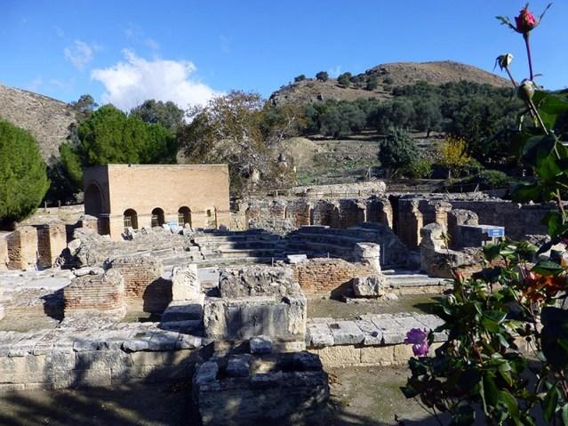 Roman Odeion at Gortys, Crete, Greece - Jen Funk Weber