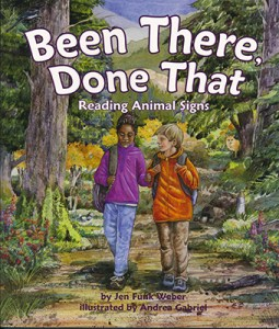 Been There, Done That: Reading Animal Signs book cover