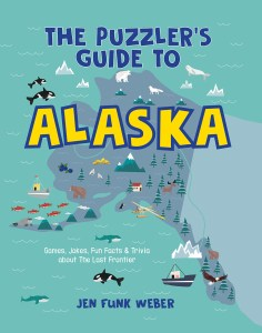 The Puzzler's Guide to Alaska book cover