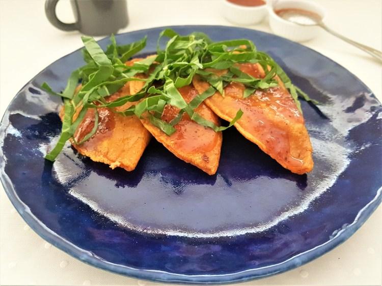 Enchiladas potosinas (2)