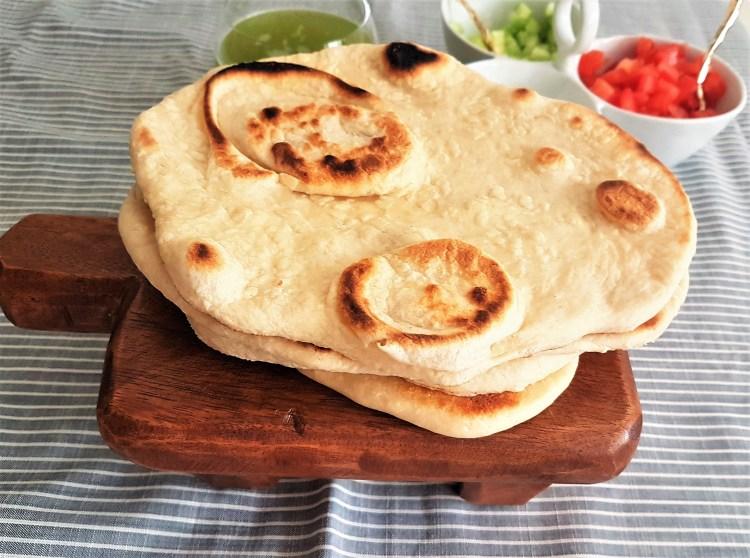 Pan para gyro