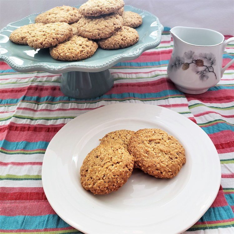 Galletas de amaranto  avellana