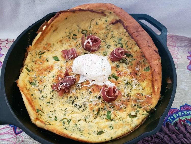 Hotcake alemán salado con hierbas (5).jpg
