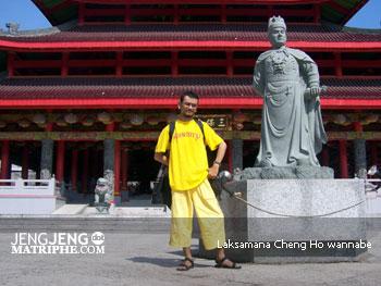 Laksamana Cheng Ho wannabe