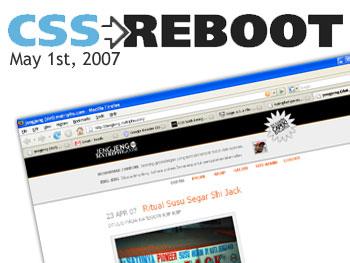 CSSReboot 2007