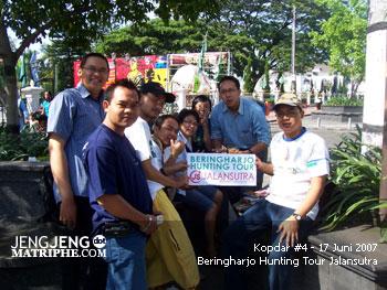 Beringharjo Hunting Tour jalansutra