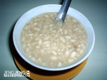 Wedang Kacang Putih