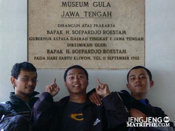 Museum Gula Gondang Baru