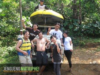 Setelah Rafting
