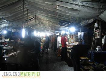 Pasar Shubuh Blok M