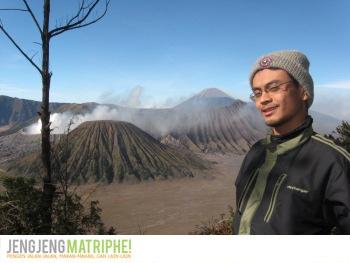 Gunung Bromo, Gunung Batok, Gunung Semeru