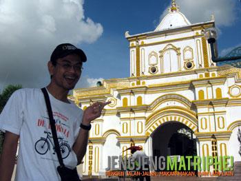 Gerbang Masjid Agung Sumenep