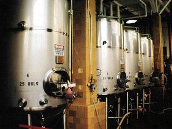 Tabung fermentasi bir