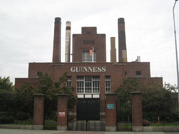 St. James Street Brewery, Dublin