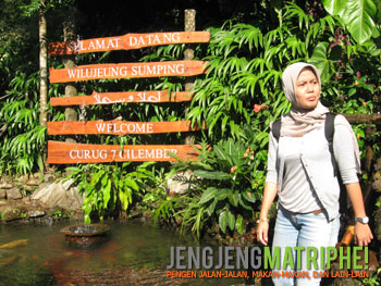 Welcome to Curug 7 Cilember