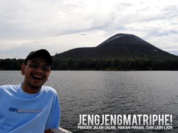 Menuju ke Anak Krakatau