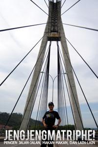 Jembatan Tengku Fisabilillah (Balerang #1)