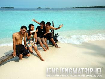 Di Pulau Bira Kecil