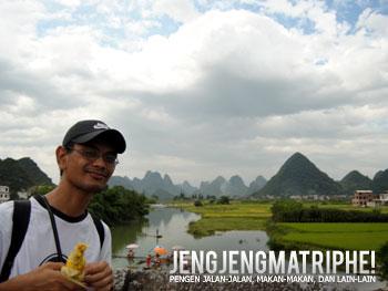Di Yulong Bridge, Yongshuo, Guangxi, China