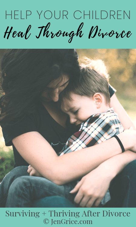 One of the biggest struggles women have after divorce is how to help their children to heal and move on. There are no easy answers but there are many resources to help you in this journey to healing after divorce. via @msjengrice