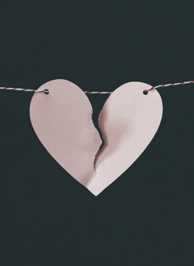 Heal Your Heart First (After Divorce) | By Jen Grice