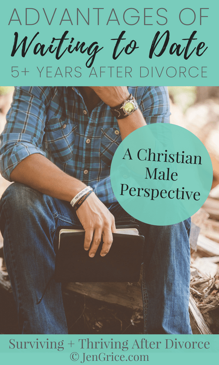 Pastor Curtis shares his perspective on healing before dating again. What are the advantages to waiting to date 5+ years after divorce? Love this wisdom!