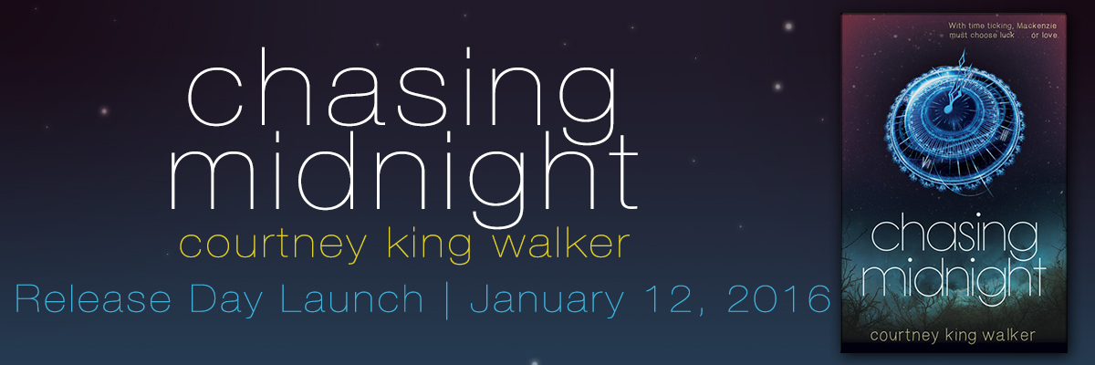 Chasing Midnight by Courtney King Walker