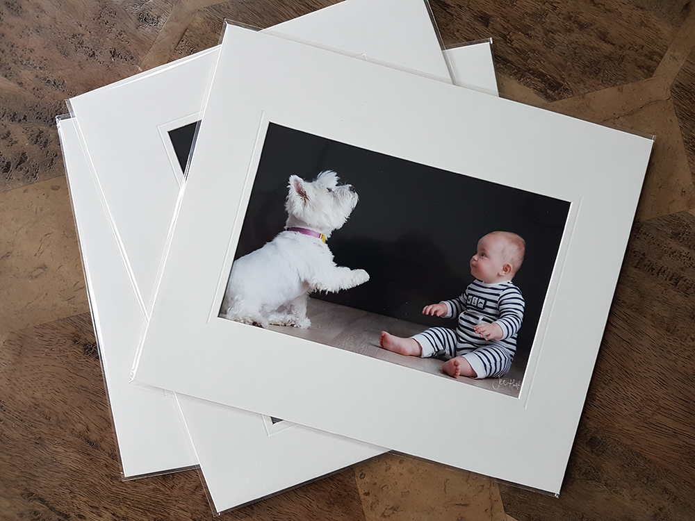 Professionally Printed and Mounted Photographs ready to Frame by Jen Hart Photographer TeessideP