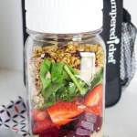 Make & Take Salad in a Jar Ideas